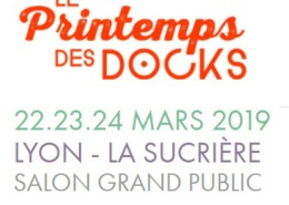 Loupmana au Printemps des Docks à Lyon